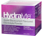 Hydralyte Blackcurrant Flavour Electrolyte Powder