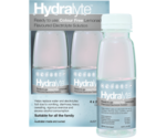 Hydralyte Ready to use Lemonade Flavoured Electrolyte Solution (4 x 250 mL)