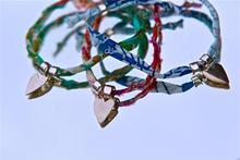 Liberty heart bracelets