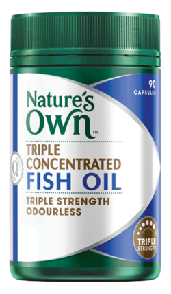 Direct chemist outlet for Nature made fish oil pearls